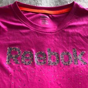 Reebok short sleeve T-shirt size 12 yrs